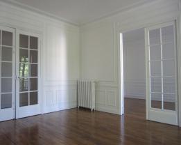Grand salon rénové
